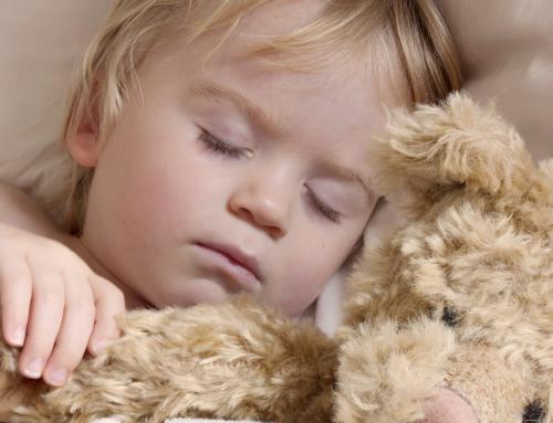 Exciting Study to Help Kids Sleep