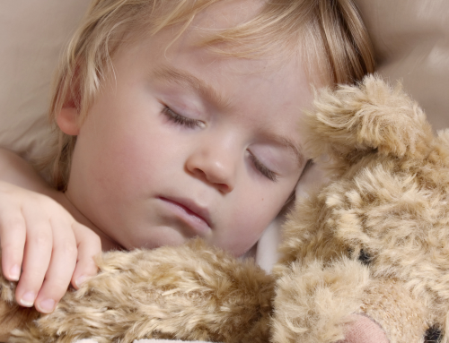 Exciting Study to Help Kids Sleep
